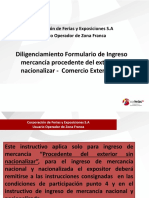 Meditech 2018 Instructivo Ingreso Mercancia No Nacionalizada