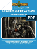 Dungeons & Cthulhu - La Sombra de Piedras Viejas
