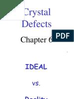 #.Crystal Defect