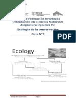 Ecología de La Conservación RevVeroMo1