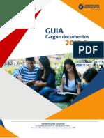 Guia Cargue Documentos 2019-2