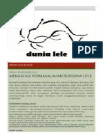 Mengatasi Permasalahan Budidaya Lele.html
