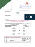 Procedimiento Para Evaluar La Conformidad de La Elaboracion de Especimenes PDF 4