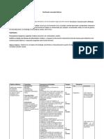 Planificación y Recursos Subunidad Didáctica