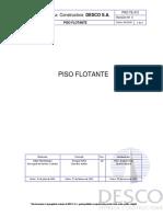 PRO TE 313 Piso Flotante 2