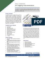 Flyer Production Logging Instrumentation
