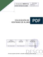 PRO TE 306 Ventanas de Aluminio 2
