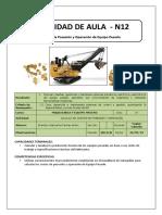 maquinaria y equipo minero