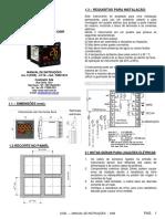 Manual de Instrucoes KM3P r00