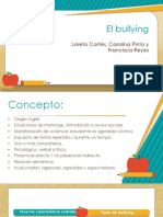 Informativo sobre el bullying