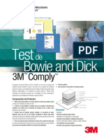 Test Bowie Dick 1233