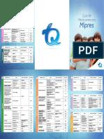 Guía de Medicamentos Mipres - Eticos TQ (Vademécum TQ)