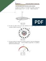 Seminario -Distribución Continuas de Cargas