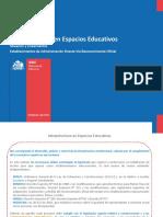 Espacios educativos