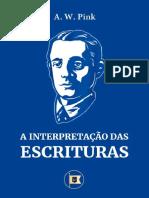 A IMTERPRETAÇÃO DAS ESCRITURAS.pdf