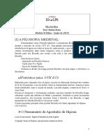Modulo II Filosofia, Rafael Prata