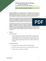 "INFORME N° 2 - ""MARCHA DE ANIONES DE UN MINERAL"""