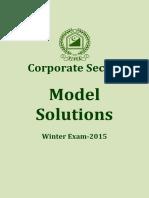 PIPFA Solutions W15