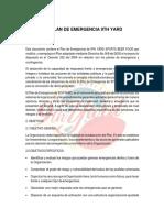 PLAN DE EMERGENIA Y CONTIGENCIA 9TH YARD - BORRADOR 1.docx