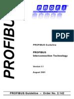 Manual de PROFIBUS