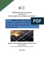 Modulo 6 Instalaciones Solares Fotovoltaicas