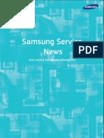 Samsung March 2014 Service News