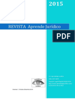 Revista Aprende Juridico. Volumen 1-2015