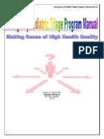 01 Emergency Pediatric Triage Program Manual.pdf