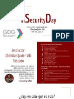 InSecurityDay GDG Public