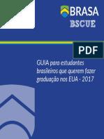 GUIA - GRADUAÇÃO NOS EUA