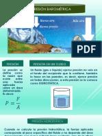 Presión Barométrica1