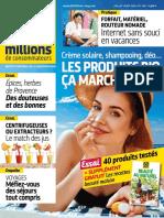60 Millions de Consommateurs N°550 - Juillet-Août 2019.pdf