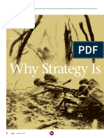 Why Strategy is Difficult Collin S. Gray