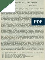 Brenes. Victor - El naturalismo etico en Spencer.pdf
