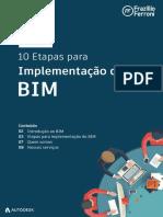 10 Etapas Para Implementação Do BIM