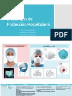 Mascarillas de Protección Hospitalaria