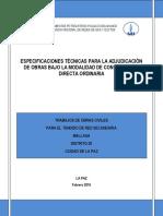 Especificaciones Tecnicas Mallasa Cdo Drlp 14 16