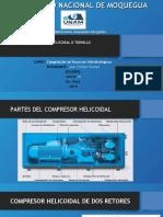 Compresor Helicoidal