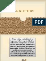 2 Sales Letters