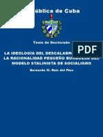 La ideologia del descalabro_ cr - Ruiz del Pino, Bernardo M_.pdf