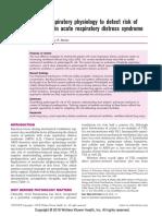 Bebside Respiratory Pathology