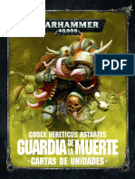 Codex Guardia de la Muerte (Cartas)