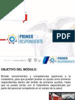 3. PRIMEROS AUXILIOS