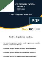 13 1 2 Control de Potencia Reactiva