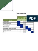 Cronograma Proceso de Selección