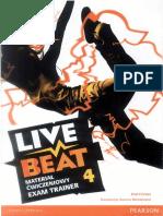 Live Beat 4 Pearson- Materiał ćwiczeniowy Exam Trainer.pdf