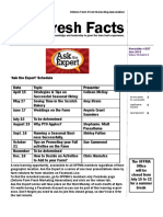 Fresh Facts June 2019