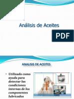 Analisis de Aceite - Tecsup-lima-may2012