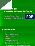 Diseño de Controladores Difusos