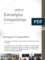 96288 - Gestao de Marketing_ Aula 7 - Vantagem Competitiva